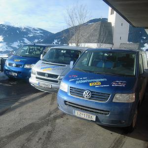 Mietwagen & Taxi